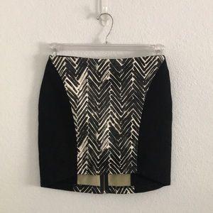 MINKPINK mini skirt size small